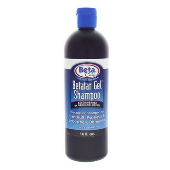 Betartar Gel shampoo for psoriasis