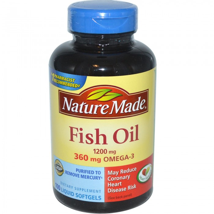 Fish oil reviews consumer reports