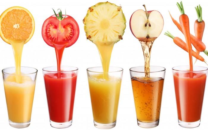 Juice psoriasis diet
