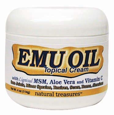 Emu Oil for psoriasis