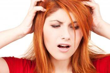 Irritations because of psoriasis