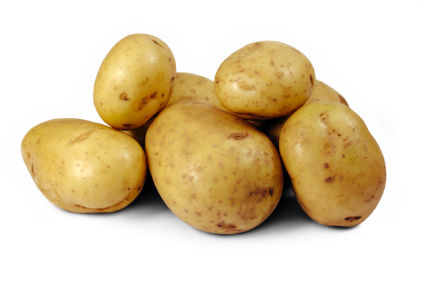 potatoes psoriasis